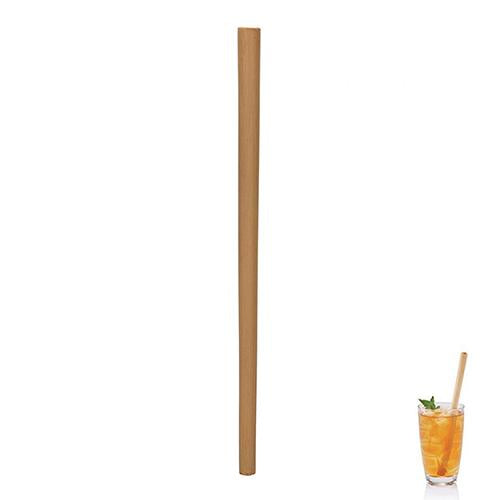 1Pcs Organic Bamboo drinking straw For Party Birthday Wedding Biodegradable Wood Straws Tableware