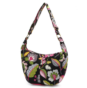 Cross body bag with Flowers Vegan bag with pockets, Boho cross body bags, handbags