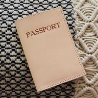 Jon Hart Passport Cover