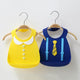 New Arrive Baby bibs Waterproof silicone feeding Infant saliva towel