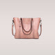 Women's Leather Luxury Hand Bags With Purse Pocket Women messenger