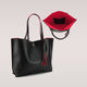Artificial Leather Tassel Handbag For Woman New Big Shoulder Arrival Rivet
