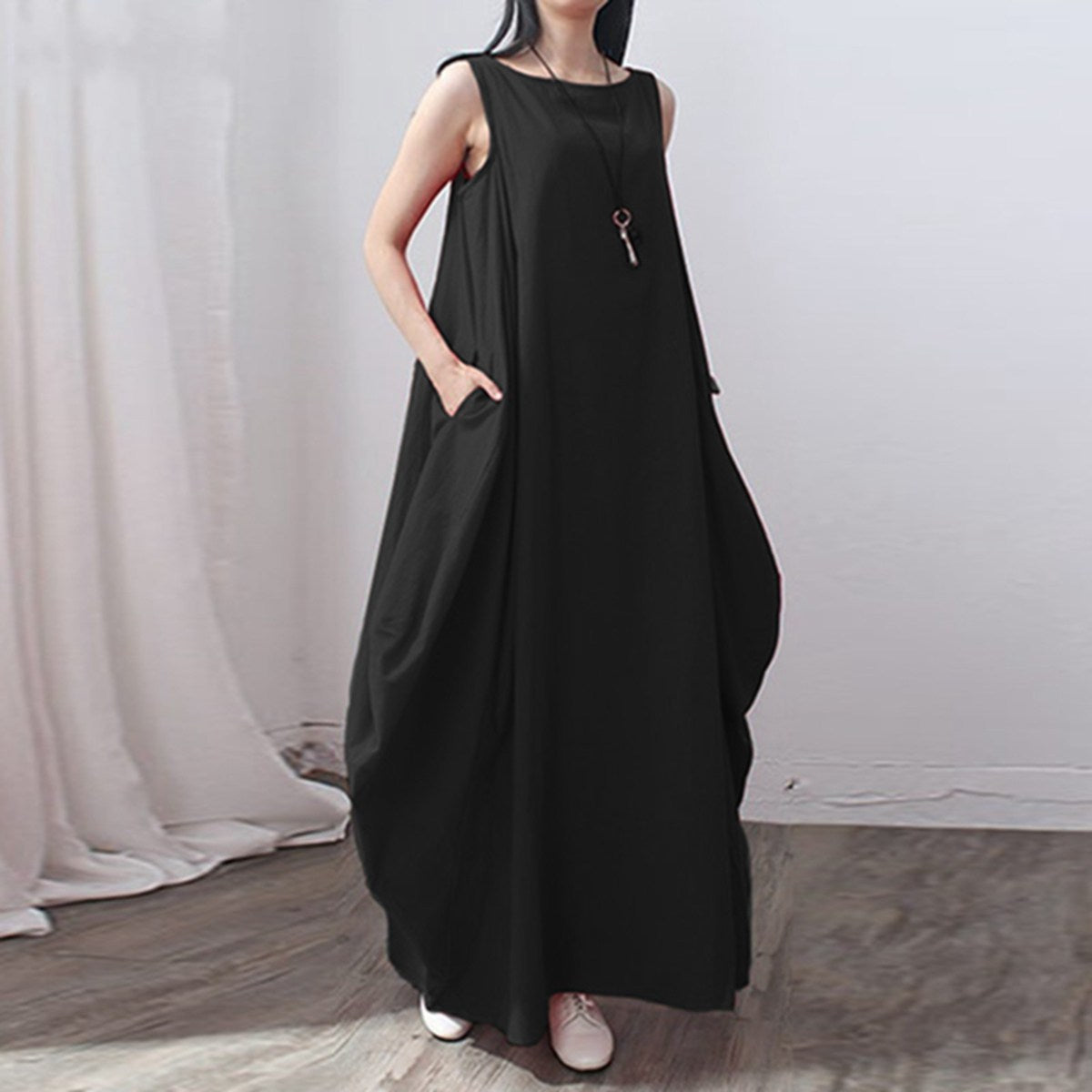 d0ff2f43efc4 Pregnant Sexy Sleeveless Long Maxi Dress Summer Maternity Dresses Blusas Clothes  For Pregnancy