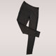 New athleisure leggings women mesh splice fitness slim black legging sportswear