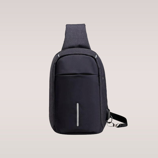 Nylon Waterproof Men Messenger Chest Bag Money Phone Men Sling Bag