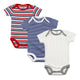 New Summer Baby Girl Clothes Cotton Short Sleeve Bodysuits with Cartoon Print for Newborn