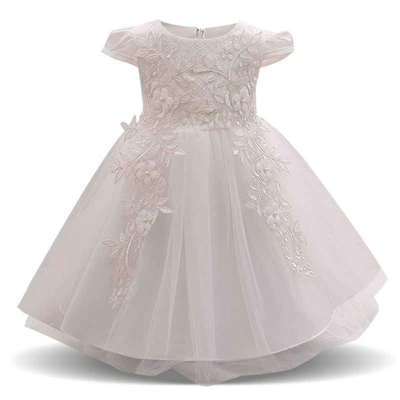 5407b6932 Baby Frock Designs Toddler Girl Party Wear Kids Clothes Birthday Dress For  Girl