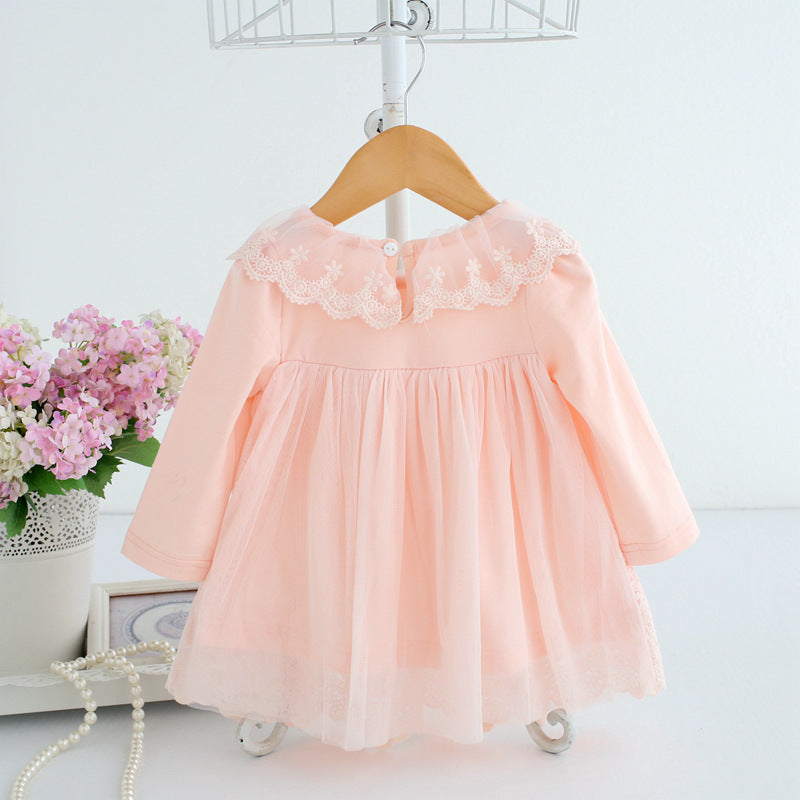 8a36eb5a5 Newborn Cute Baby Embroidery Cotton Dress – Style Guide