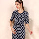 New Cotton Party Maternity Breastfeeding Clothes for Pregnant Women Summer Nursing Dress
