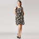 New Sleeveless Floral Maternity Pregnancy Short Dress For Pregnant Women