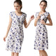 New Summer Nursing Breastfeeding Dress for Pregnant Women maternity dresses