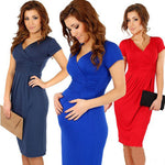 Quality Short Maternity Dress Plus Size Pregnant Dress For Pregnant women