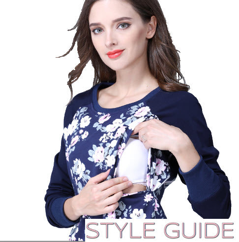 a0c11f3fb9 Emotion Moms Long Sleeve winter Maternity Clothes Cotton Nursing Top  Breastfeeding tops for Pregnant Women maternity