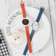 New Fashion Sport Silicone Quartz creative wrist watch for Women moment female hour rose field