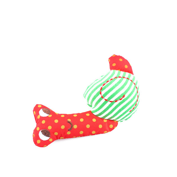 Baby Snails Caterpillar Wrist Strap Rattle Toys