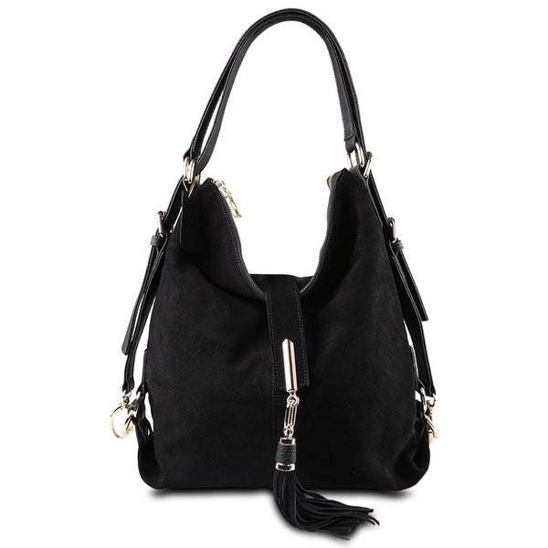 Split Suede Leather bag