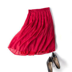 silk-skirt-red