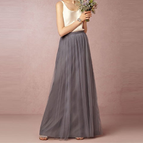 silk-skirt-long-gray