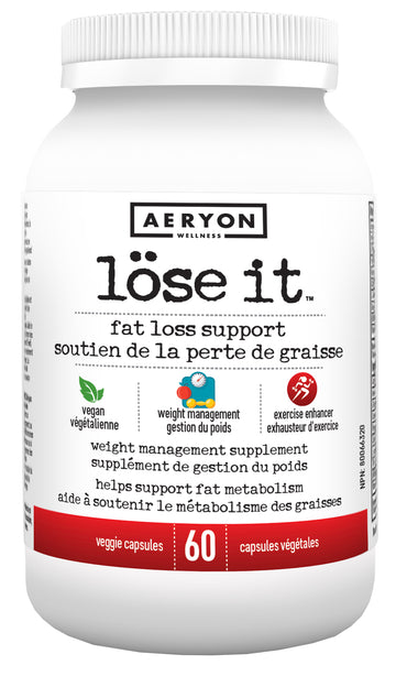 Aeryon Wellness Lose it