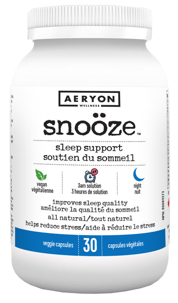 Aeryon Wellness Snooze