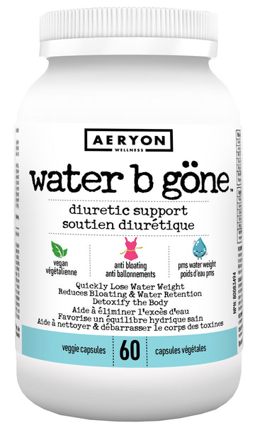 Aeryon Wellness Water B gone