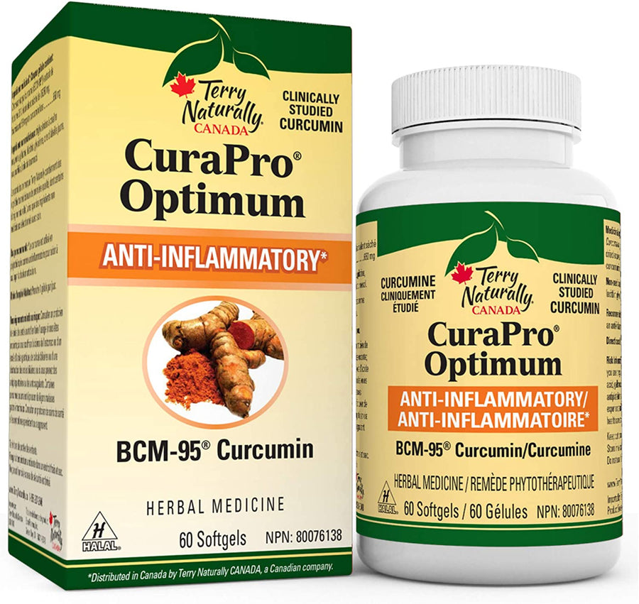 CuraPro Optimun - 60 soft gel