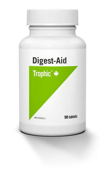 Trophic Digest Aid - 90 tablets