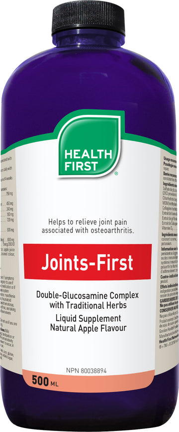 Health First Joints-First Liquid