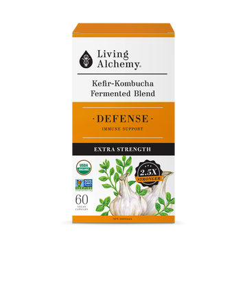 Living Alchemy DEFENSE: Extra Strength Immune Support