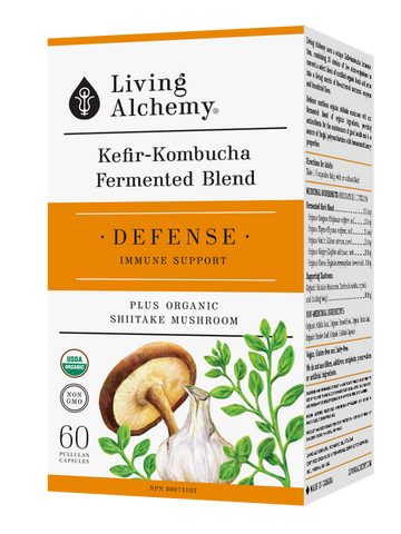 Living Alchemy DEFENSE: Immune Support