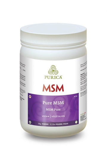 PURICA MSM for PETS - Powder