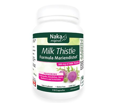 Milk Thistle - 500ml