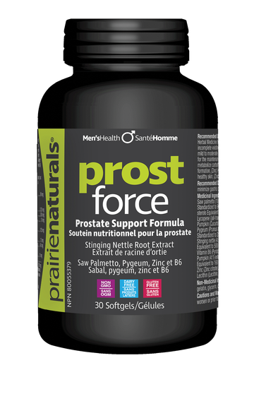 Prairie Naturals Prost Force Softgels