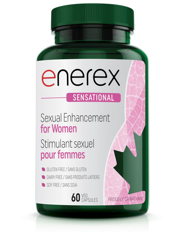 Enerex Sensational (For Women) 60 Veg Capsules