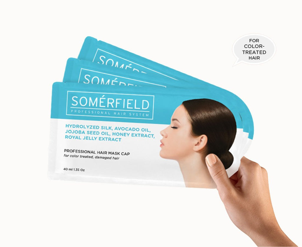 Hair Mask 3 Pack