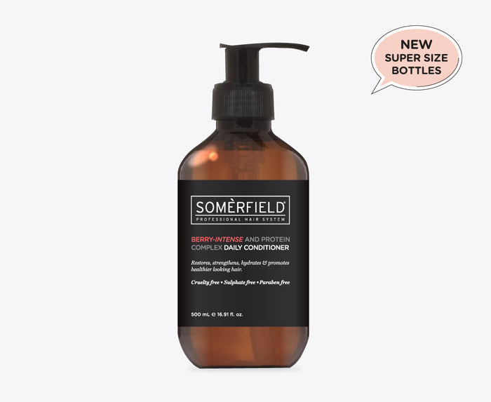 SOMÈRFIELD Shop - Hair Care-Berry-INTENSE Conditioner deep condition