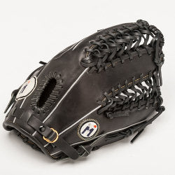 "Platinum Series 12.75"" Full  Trapeze Web Glove Closed Back"
