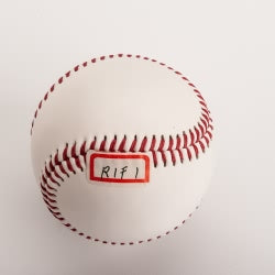 RIF Baseballs for Youth Leagues #1, #5, #10