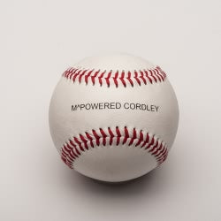 CORLEY Synthetic All Weather Long Play Practice Ball