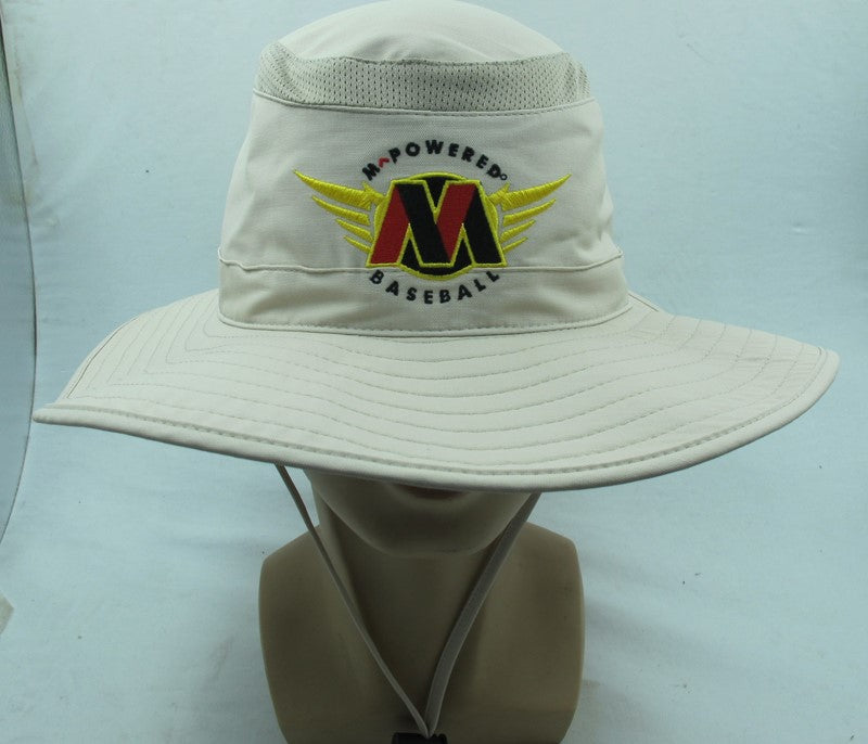 M^Powered Embroidered Bucket Hats
