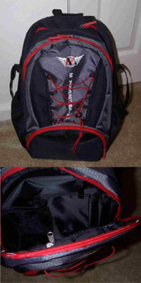 THE XCELLSIOR™ Back Pack