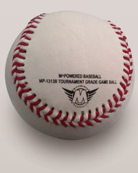 All Leather Game Ball with Blemishes #1313b - 1 Dozen Balls