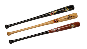 3 Pack of Bamboo Bats
