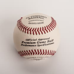 #0103040507NYY Premium White Wool Baseball