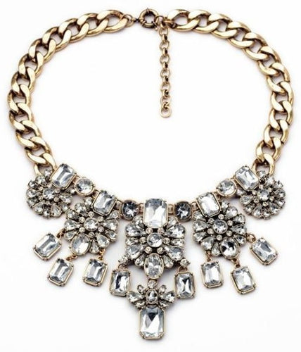 Diamonds Are A Girls Best Friend Necklace