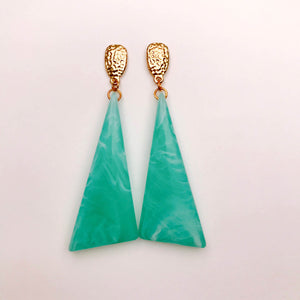 Nara Resin Earrings