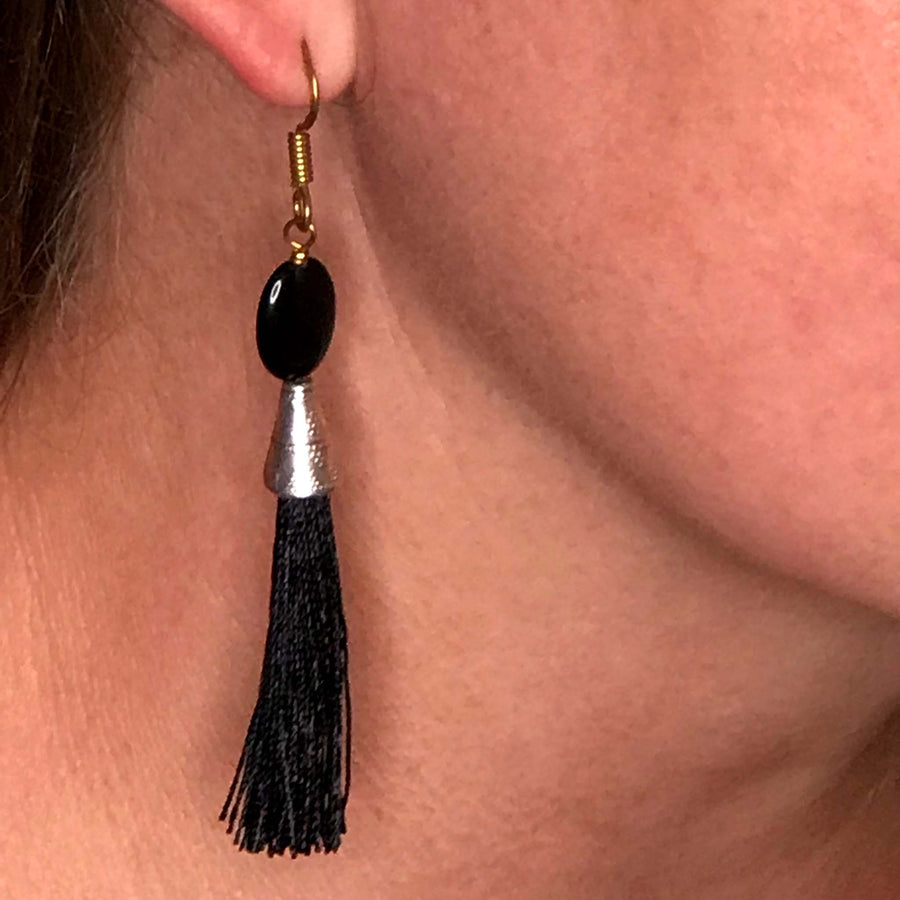 Delilah Tassel Earrings