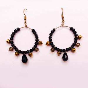 Julia Hoop Earrings