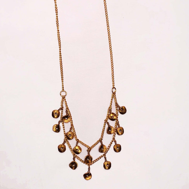 Maryam Layered Chain Necklace
