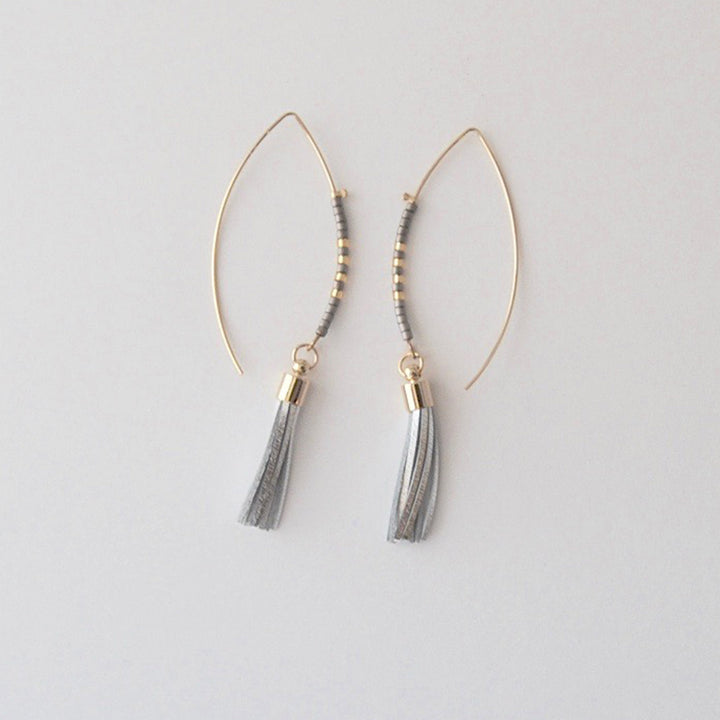 Keva Tassel Earrings